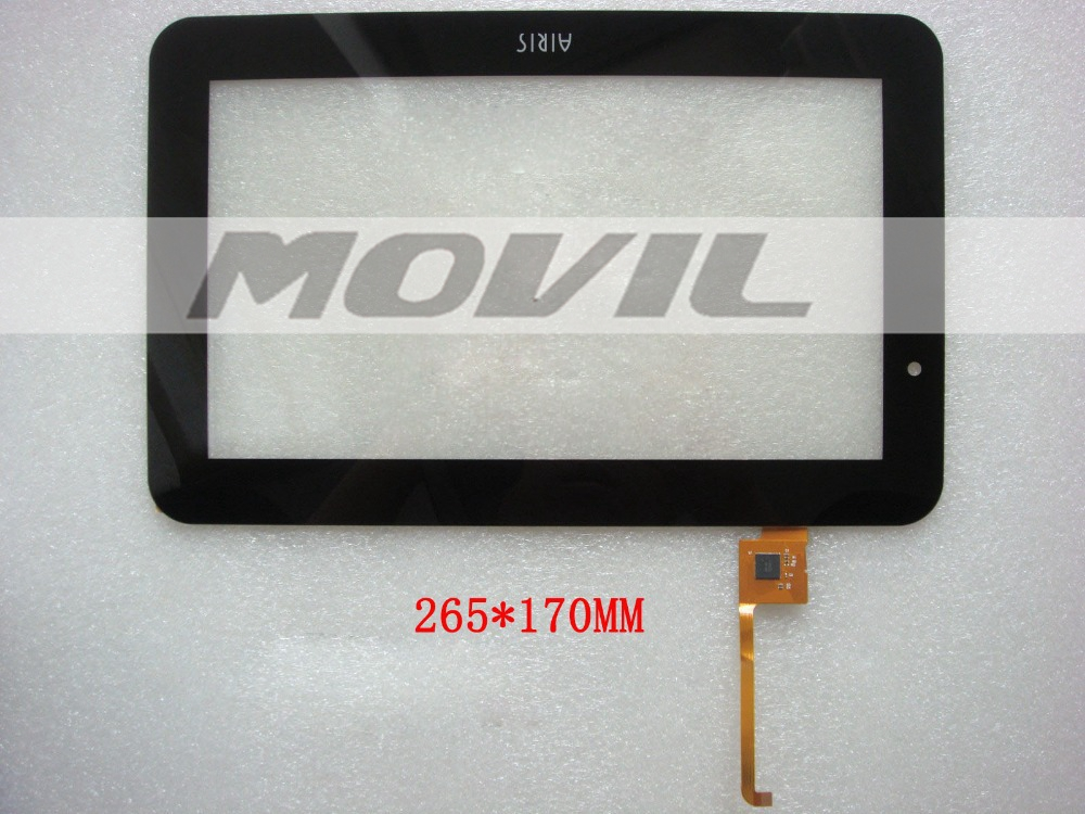 10.1 inch Tactil Screen Digitizer Glass para AIRIS TOPSUN F0011 A1