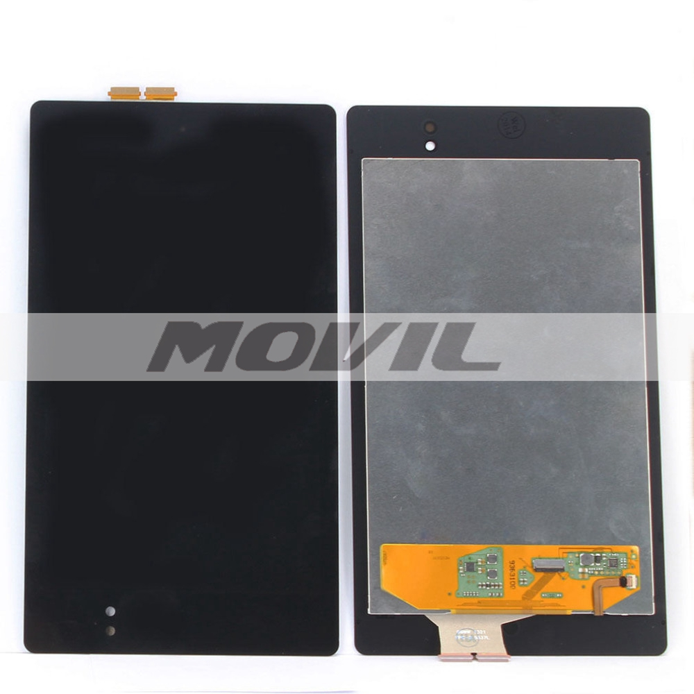 2013 Asus Google Nexus 7 2nd Full LCD Display Panel Screen Monitor with tacil Screen