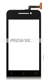 4 5  tactil panel para Asus zenfone 4 A450cg digitizer glass black color