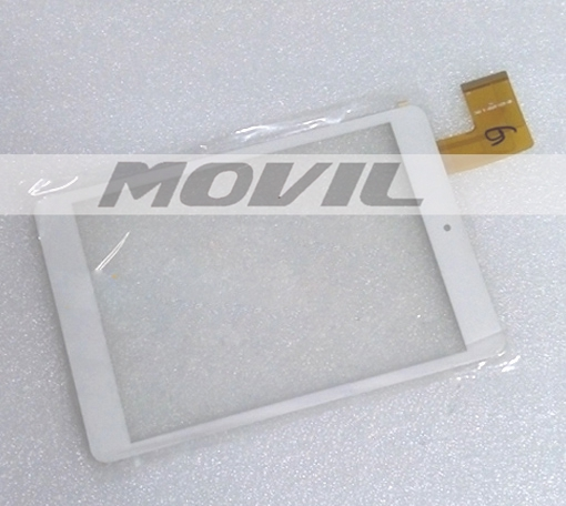 7.85 inch Tactil Screen Digitizer Replacement para AIRIS OnePad Mini 785D Tablet PC