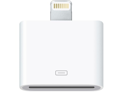 Adaptador Iphone 5 8pin Touch New Ipad Y Mini