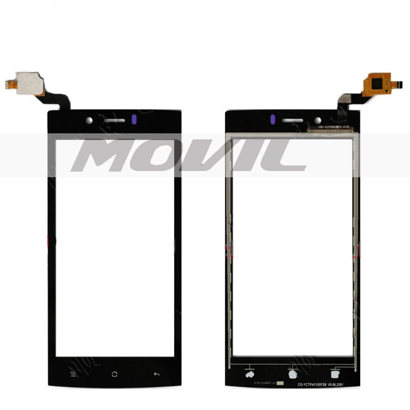 Airis TM45 Tactil Screen Glass Digitizer Panel Replacement