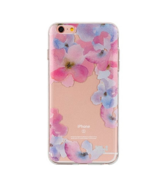 Apple iPhone 6  6s TPU Watercolor IMD Case Be Enchanted