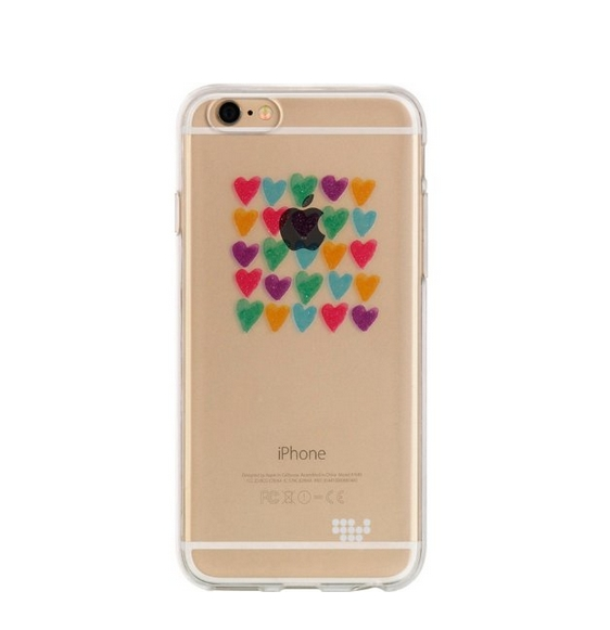 Apple iPhone 6 6s TPU Watercolor IMD Case  love me always