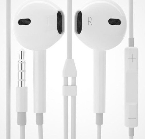Audifonos Manos Libres Earpods Iphone 5 Ipad 4 Ipod Samsung