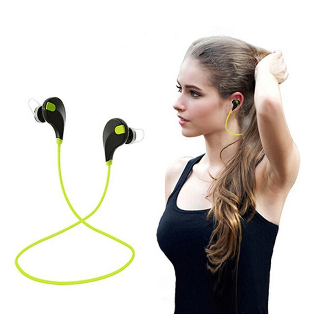 Audifonos Qcy Qy7 Bluetooth V4 Hd Manos Libres Sport Gym Mp3