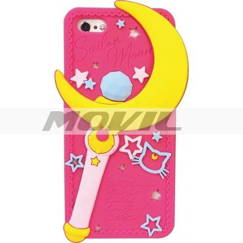 Bandai Original Funda Case Sailormoon Iphone 5 Y 5s Silicone