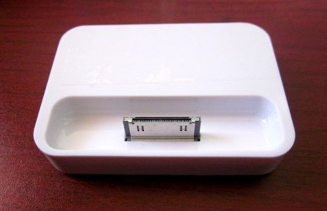Base Dock Universal Para Apple Ipod Iphone 3g  3gs  4g  4