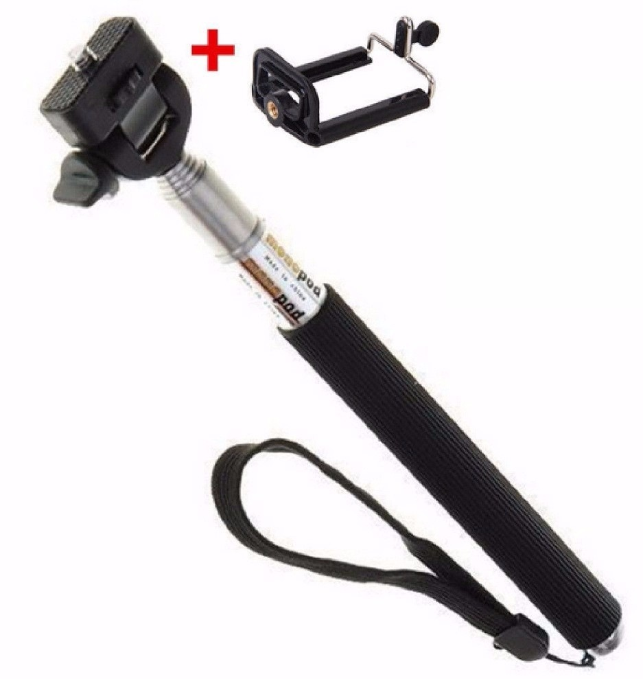 Baston Selfie Stick Celular Iphone Android Camara