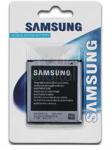 Bateria Samsung Galaxy S3 Mini O Ace 2