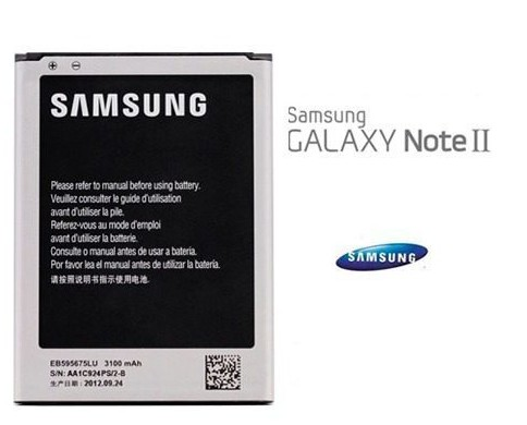 Bateria Samsung Original Galaxy Note 2