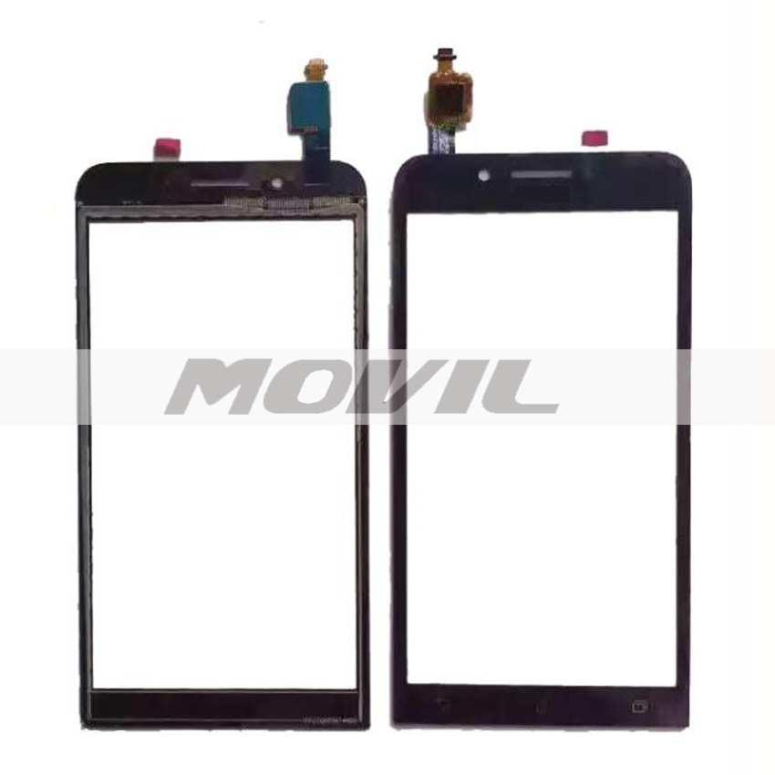 Best Quality Black Replacement Outer Glass Panel  tactil Screen Digitizer para ASUS Zenfone GO ZC500TG Phone