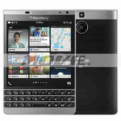 Blackberry Passport Silver Edition 32gb Bbm Apps Android