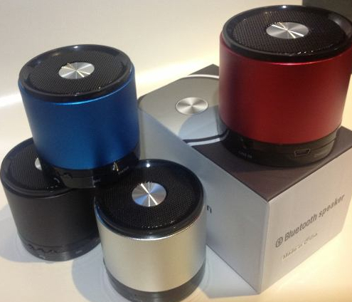 Bluetooth Mini Speaker Bocina Inalambrica Para Ipad Iphone
