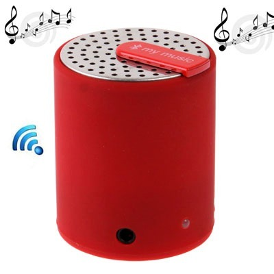 Bocina Bluetooth 2.0 Mini Speaker