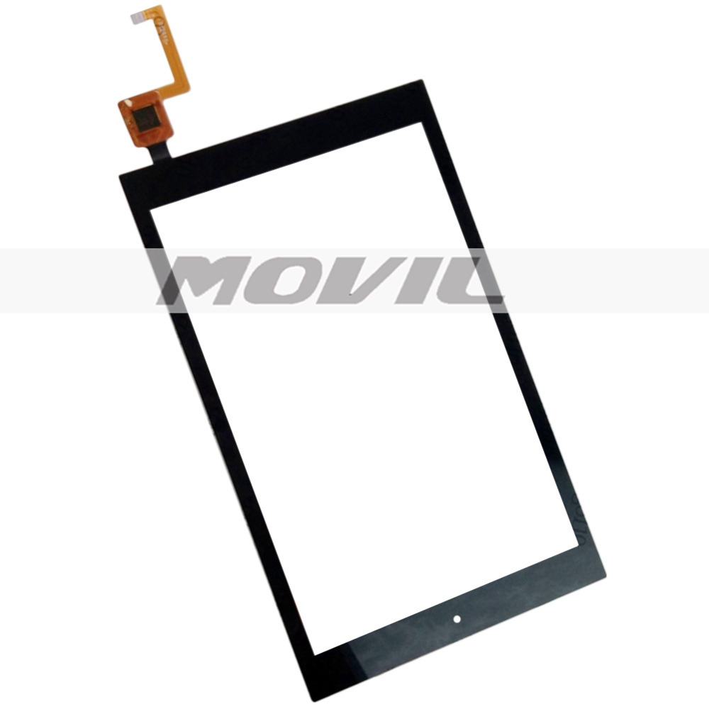 Brand New 8 Inch Black tactil Screen para Prestigio Multipad Thunder PMT7787 3G Glass