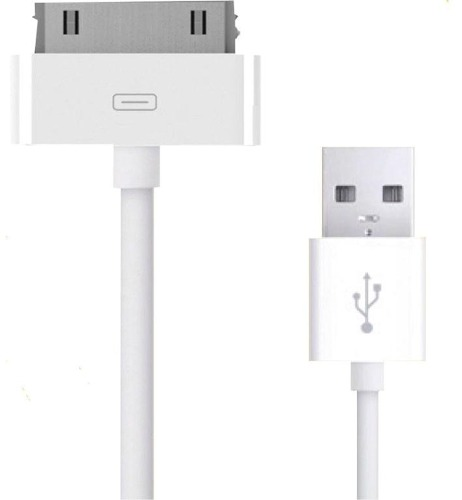 Cable Datos Cargador Usb Iphone 4s Iphone Ipad Kanex 2 Pack