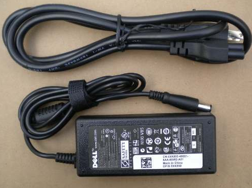 Cargador Dell Ha65ns1-00 Pa-2e Pa12 Pa-12