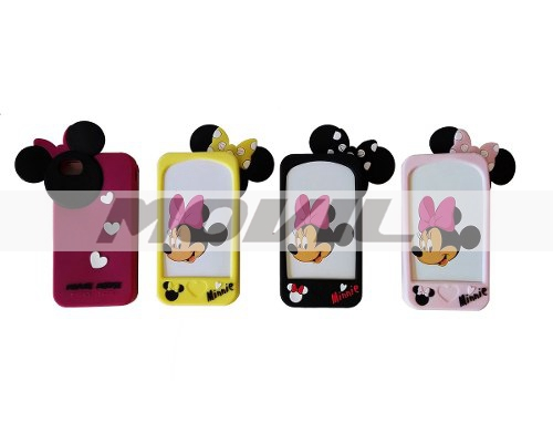 Case Disney Minnie P iphone 4