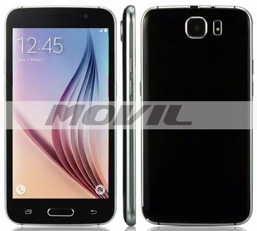 Celulares Baratos S6 Pantalla 5 Android 3g Whatsaap Gps 4gb