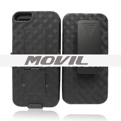 Combo estuches para Iphone 5  Dual holster combo estuches para Iphone 5-2