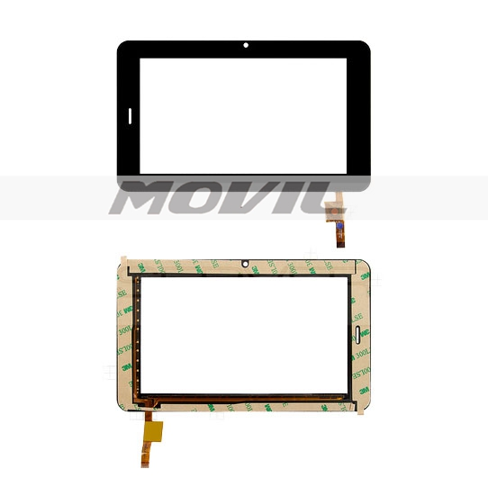 Digitizer tactil Screen Panel glass para Prestigio MultiPad 7.0 PRIME DUO 3G PMP7170B3G_DUO