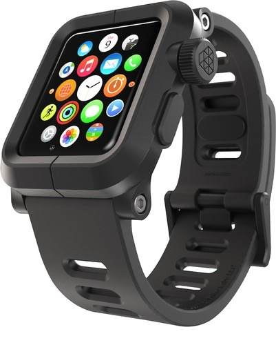 Extencibles Lunatik Epik Aluminio Y Tpu Premium Apple Watch