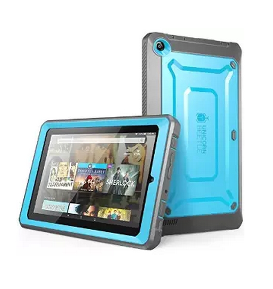 Fire 7 Case SUPCASE Heavy Duty Case for 2015 Release Amazon Fire 7 Tablet