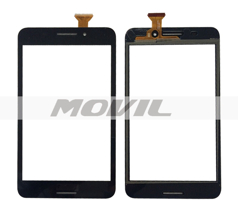 para ASUS Fonepad 7 FE375CG FE7530CXG ME375 New Black Digitizer  tactil Screen Panel Sensor Lens Glass