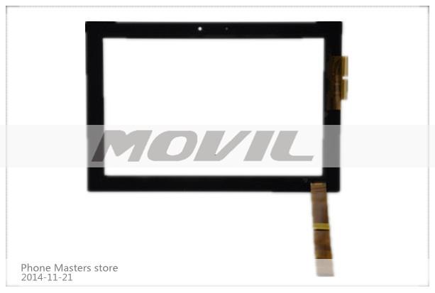 para ASUS Transparamer TF101 Digitizer  tactil Screen Black Color