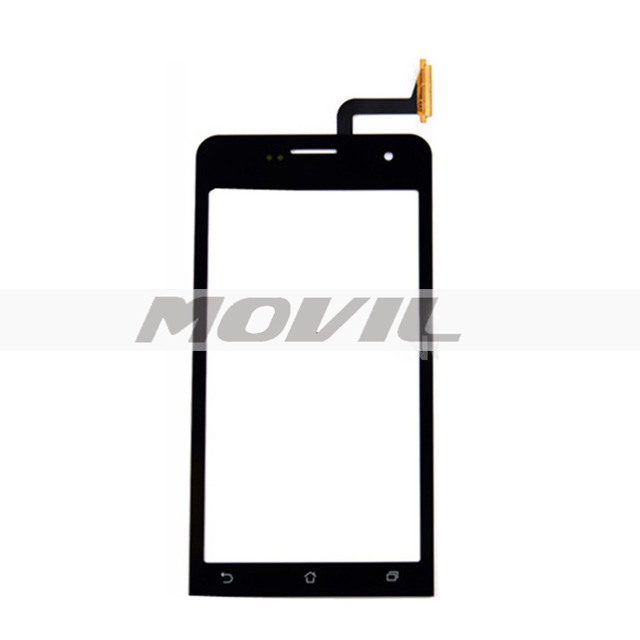 para Asus Zenfone 5 Lite A502CG Glass  tactil screen digitizer front panel replacement 100 Genuine Tested
