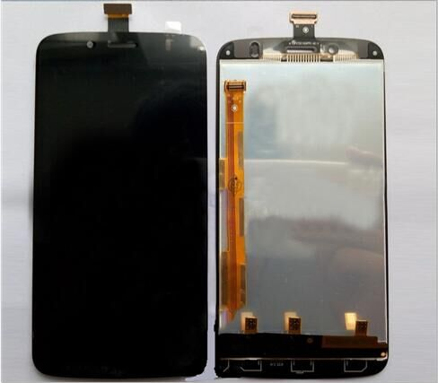 para Gionee GN709L GN709  pantalla Screen Display con Touch Screen Digitizer Assembly