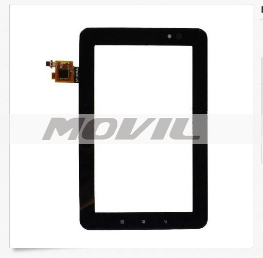 Para Lenovo A1 07 Taciltouch100 New Tacil touch Glass Para 7 LE PAD A1