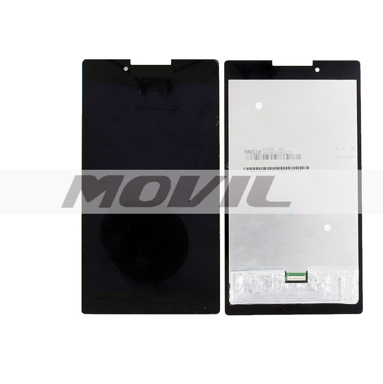 Para Lenovo Tab 2 A7 30 A7 30HC Tacil touch Glass LCD Display Assembly Tablet