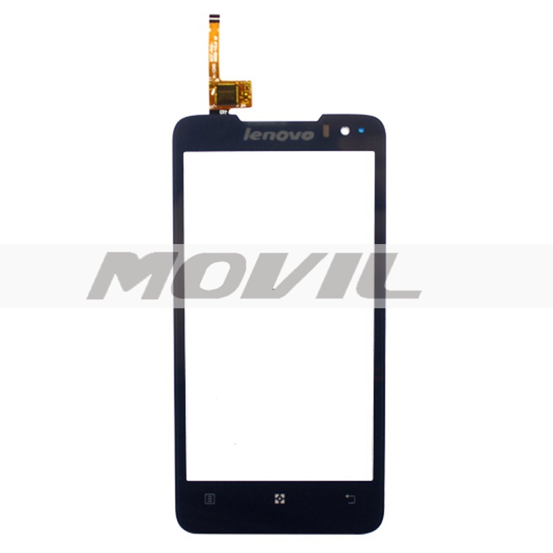 Front Outer Lens Glass Capacitive original Tacil touch para Lenovo P770