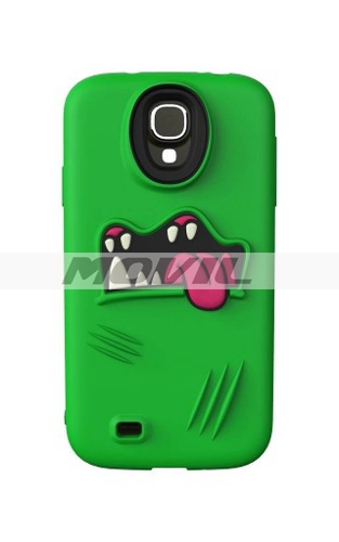 Funda Protector Case Galaxy S4 Switcheasy Monster