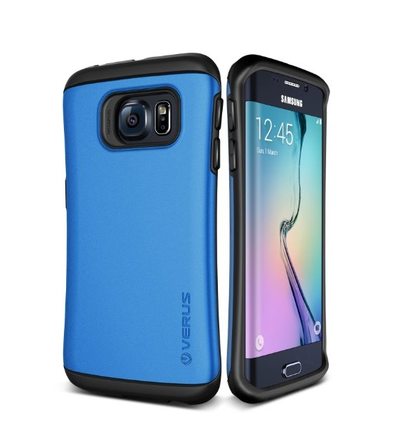 Galaxy S6 Edge Case Verus Thor Active electric blue