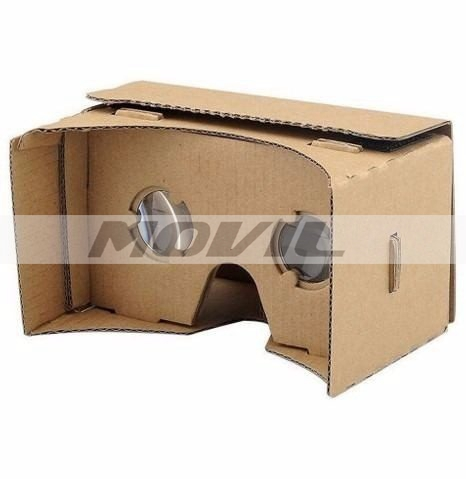 Google Cardboard Lentes Realidad Virtual Vr 3d Android Iphone