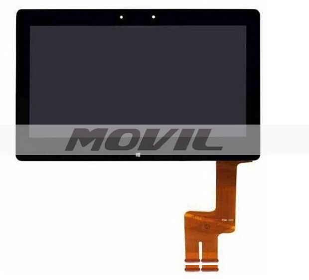 High quality Assembly digitizer para ASUS VivoTab TF810C tacil display panel   replacement B116XAN01 0