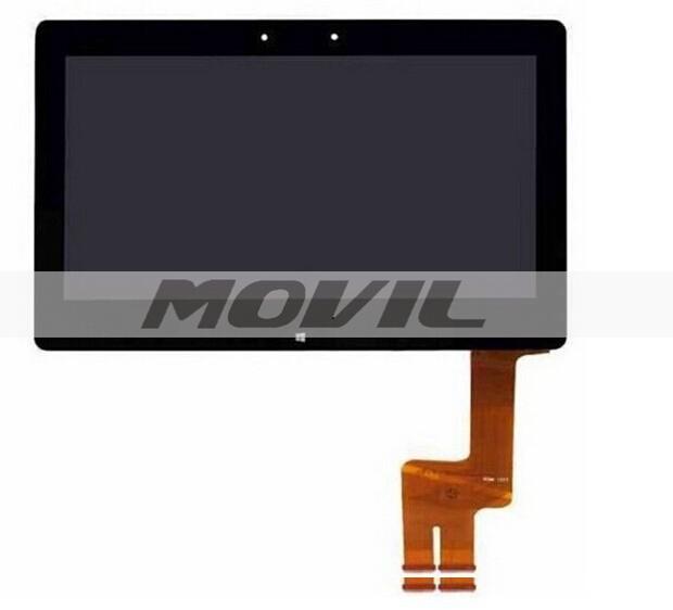 High quality Assembly digitizer para ASUS VivoTab TF810C tacil display panel   replacement B116XAN01 0