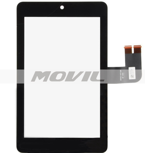 Hot para asus MeMO Pad HD 7 0 ME173 ME173X  tactil Screen Glass Digitizer Part Replacement