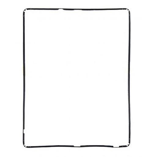 Pantalla Bezel - Negra para iPad 3 iPad 4 negro
