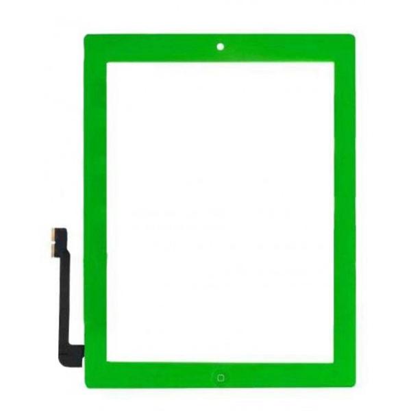 Tactil&Home Boton para iPad 3 iPad 4 verde