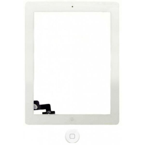 Tactil&Home Boton para iPad 2 blanco