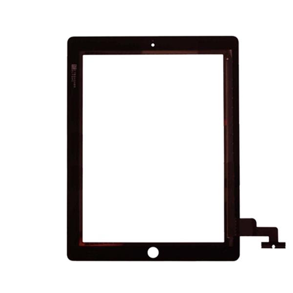 Tactil&Home Boton para iPad 2 negro