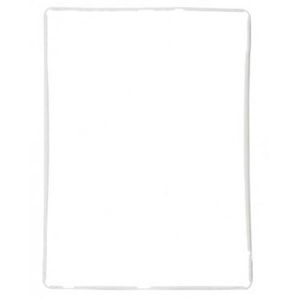 Screen Mid-Marco Bezel para iPad 2 blanco