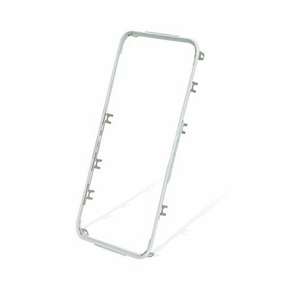 Tactil Holder Marco para iPhone 4 blanco
