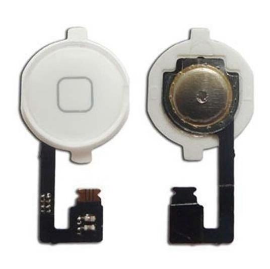 Home Flex interior&Exterior para iPhone 4 blanco