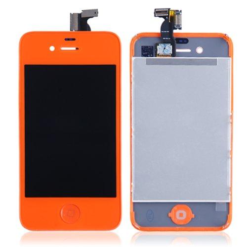 Lcd Pantalla Iphone 4G Lcd Pantalla Original LCD Naranja