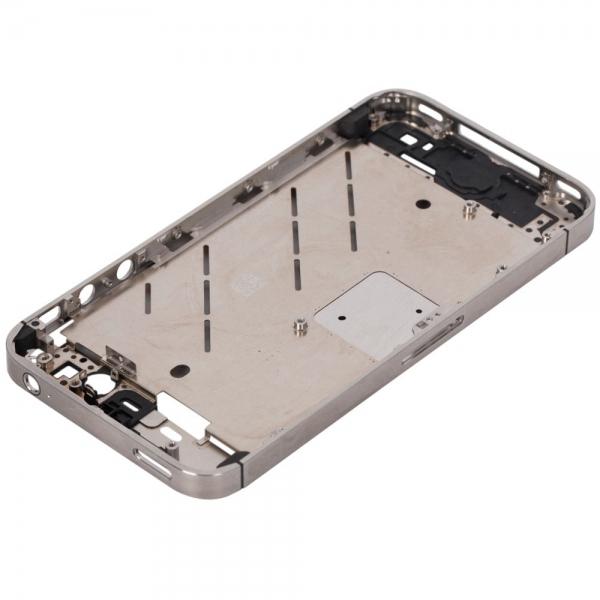 Metalico Bisel para iPhone 4S